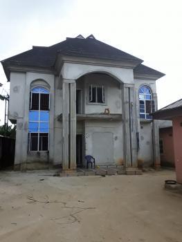 5 Bedroom Duplex, 28 Transformer Lane Elioparanwo,off Ada George Rd, Obio-akpor, Rivers, Terraced Duplex for Sale