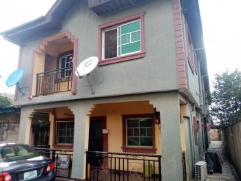 House Consist of Four Numbers of Two Bedroom Flat, Off General Hospital Igando, Alimosho, Lagos, Block of Flats for Sale