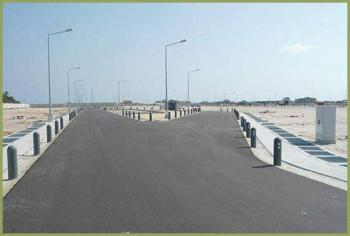 Prime  1100sqm Plot, Chevron Twinlake Estate, Lekki Expressway, Lekki, Lagos, Residential Land for Sale