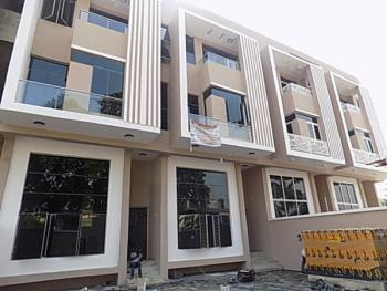 Brand New 8 Rooms of Terraced Duplex As Office Space, Osborne Close, Osborne, Ikoyi, Lagos, Terraced Duplex for Rent