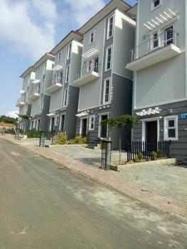 Top Notch  4 Bedroom Terraced Duplex, House 13,unn Street Brains and Hammers Estate, Galadimawa, Abuja, Terraced Duplex for Rent