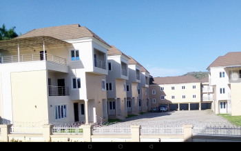 Brand New 8 Units 4 Bedroom Terraced Duplex with a Bq, Katampe (main) First Turning, Katampe (main), Katampe, Abuja, Terraced Duplex for Sale