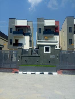 Newly Built Super Finish Most Luxurious Executive 5bedroom American Standard Detached Duplex, Lekki, Lagos, Detached Duplex for Sale