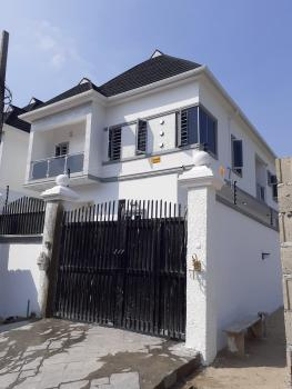 Brand New 4 Bedroom Detached House with a Fitted Kitchen and Compound Space That Can Take 6 Cars, Idado, Lekki, Lagos, Detached Duplex for Rent