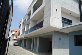 Luxury 5 Bedroom Terraced House with a Room Bq and a Swimming Pool, Off Durosimi Eti Road, Lekki Phase 1, Lekki, Lagos, Terraced Duplex for Sale