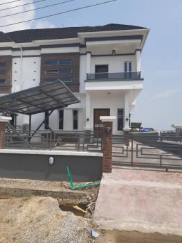 Lovely 4 Bedroom Detached, Megamound Estate, Lekki Phase 2, Lekki, Lagos, Semi-detached Duplex for Sale