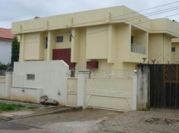 Vacant 4 Units 3 Bedroom Flat, Off Sudan Street, Zone 6, Wuse, Abuja, Block of Flats for Sale
