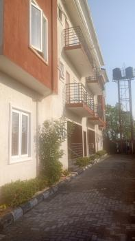 Luxury 3bedroom Upstairs Flat with Excellent Facilities, Ocean Palm Estate After Lagos Business School, Ajah, Lagos, Flat for Rent