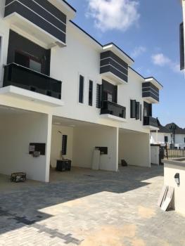 Newly Built 4 Bedroom Terraced Detached Duplex with Modern Finishing, Fitted Kitchen Etc, Ikota, Lekki Phase 2, Lekki, Lagos, Terraced Duplex for Sale