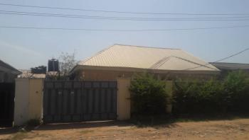 Semi Direct Brief: 3 Bedroom Bungalow, Serene Area, Nice Property with Enough Space for Parking, Phase 4, Kubwa, Abuja, Detached Bungalow for Sale