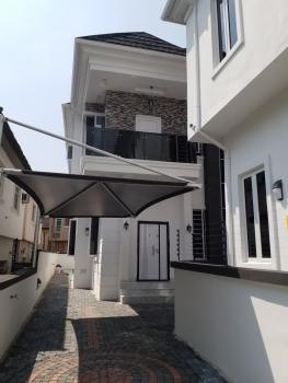 Newly Built and Well Finished 4bedroom Duplex with a Room Bq, Lekki, Lagos, Semi-detached Duplex for Sale