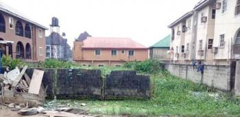 a Full Plot of Well Priced Land, Ibiwoye Bus Stop,, Ago Palace, Isolo, Lagos, Residential Land for Sale