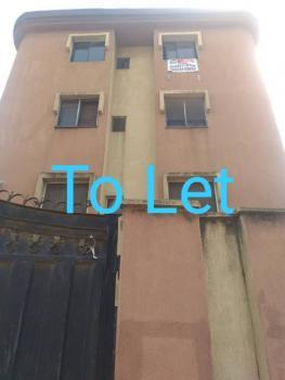 3 Bedroom Flat Upstairs, Solo Ogun, Aguda, Surulere, Lagos, Flat for Rent