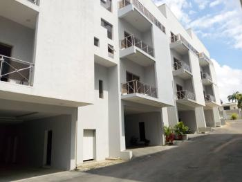 5 Bedroom Terraced Duplex with Elevator, Maitama District, Abuja, Terraced Duplex for Sale