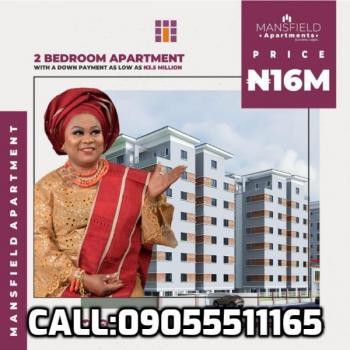 2 Bedroom, Iponri, Surulere, Lagos, Block of Flats for Sale