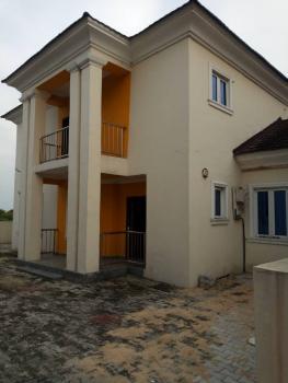 a 5 Bedroom Semi Detached House + 2 Room in-built Bq, Royal Gardens Estate, Ajiwe, Ajah, Lagos, Semi-detached Duplex for Rent
