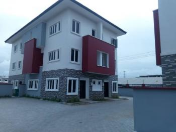 Tastefully 4 Bedroom Semi Detached Duplex with a Bq, Chisco B/stop By Enyo Filling Station, Ikate Elegushi, Lekki, Lagos, Semi-detached Duplex for Rent