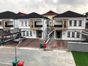 4 Bedroom Detached Duplex with Bq, Chevron, Lekki, Lagos, Detached Duplex for Rent