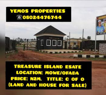 Treasure Island Estate, Treasure Island Estate Mowe/ a Inter Change By Nestle Company, Mowe Ofada, Ogun, Residential Land for Sale
