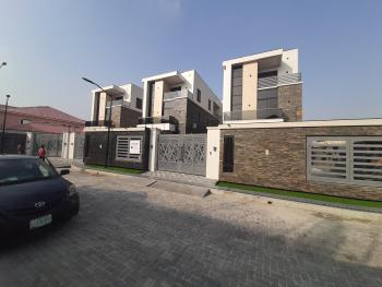 Luxury Five (5) Bedroom Detached Duplex with 2 Room Bq, Marwa, Lekki Phase 1, Lekki, Lagos, Detached Duplex for Sale