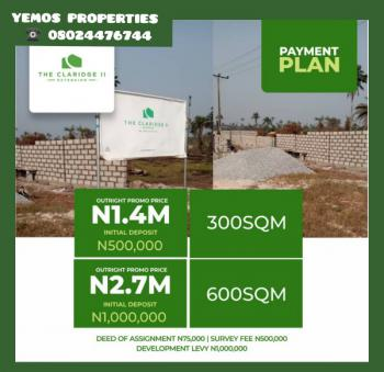 Land, Claridge 2 Extension, Otolu, Akodo Ise, Ibeju Lekki, Lagos, Mixed-use Land for Sale