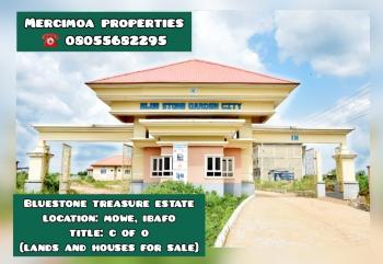 Bluestone Treasure Estate Land, Mowe, Ibafo, Ogun, Residential Land for Sale