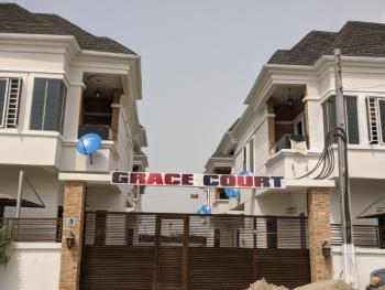 Serviced 8 No Semi-detached Duplex in a Secured Gated Estate, Ocean Breeze Estate. Maiyegun, Ologolo, Lekki, Lagos, Semi-detached Duplex for Sale