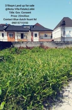 378sqm Land at a Mouth Watering, Lekki, Lagos, Residential Land for Sale