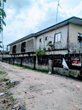 Block of Flats (upstairs & Bungalow), Niboro Road - Alegbo Neighbourhood, Effurun, Uvwie, Delta, Block of Flats for Sale