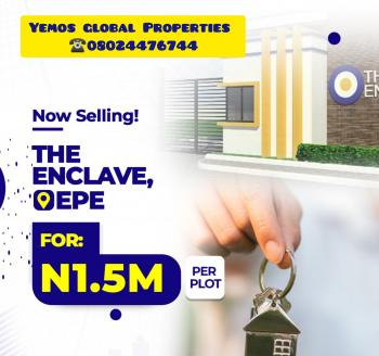 Enclave Estate Land, Ilara, Epe, Lagos, Residential Land for Sale
