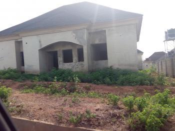3 Bedroom Detached Bungalow, Queens Estate, Karsana, Off Gwarinpa Estate, Karsana, Abuja, Detached Bungalow for Sale