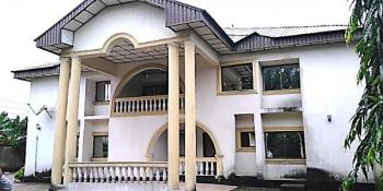 6 Bedroom Duplex with 2 Room Bq, Along Edem Akai Street, Uyo, Akwa Ibom, Detached Duplex for Sale