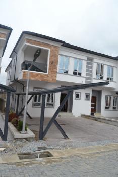 4 Bedroom Semi Detached Duplex (all Ensuite) with a Room Boys Quarter, Osapa, Lekki, Lagos, Semi-detached Duplex for Sale