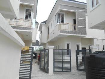 4 Bedroom Semi Detached Duplex, Chevron Alternative Route, Lekki, Lagos, Semi-detached Duplex for Sale