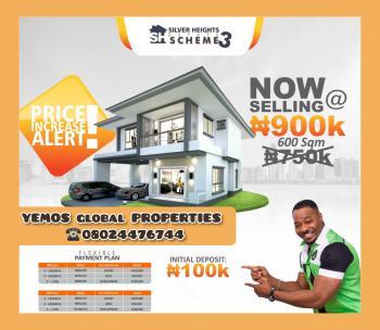 Silver Height Estate Scheme 3, Igbogun Road, Folu Ise, Ibeju Lekki, Lagos, Residential Land for Sale