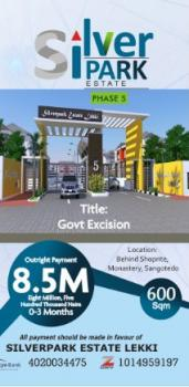 Estate Land, Behind The New Shop-rite/ Navare Mall, Monastery Road,, Sangotedo, Ajah, Lagos, Residential Land for Sale