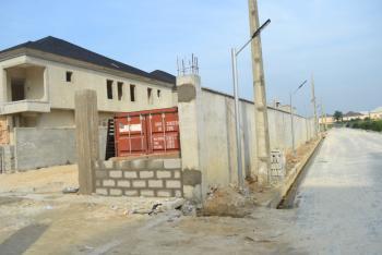 4 Bedroom Semi Detached with Bq, Osapa, Lekki, Lagos, Semi-detached Duplex for Sale