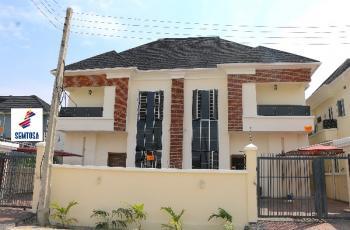Nicely Finished Semi-detached Four (4) Bedroom, Lekki, Lagos, Semi-detached Duplex for Sale