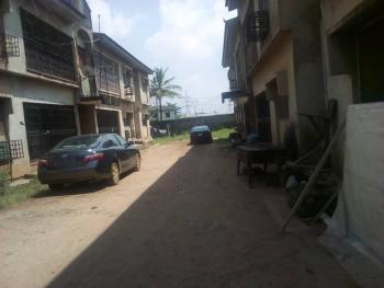 Solid 2 Blocks of 4 Flats of 3bedroom Each Sitting on 2 Plots of Land, Amule Road Ipaja Ayobo, Ipaja, Lagos, Block of Flats for Sale
