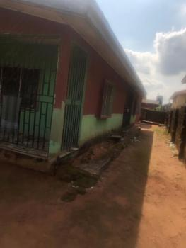 3 Bedroom Apartment with a Room and Parlor Boys Quarters. Stand Alone, Fenced with Water and Electricity, Off Oba Emeka Street Ikpoba Hill, Ikpoba Okha, Edo, Detached Bungalow for Sale