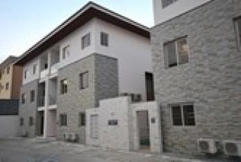 4 Units of Serviced Luxury 4 Bedroom Terraced + Bq + Gym + Pool, Palace Road, Oniru, Victoria Island (vi), Lagos, Terraced Duplex for Rent