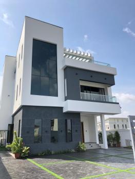 5 Bedroom Detached Duplex with Bq, Pinncok Estates, Osapa, Lekki, Lagos, Detached Duplex for Sale