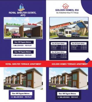 Land, Apo Mechanics Along Kabusa Express Way, Apo, Abuja, Land for Sale