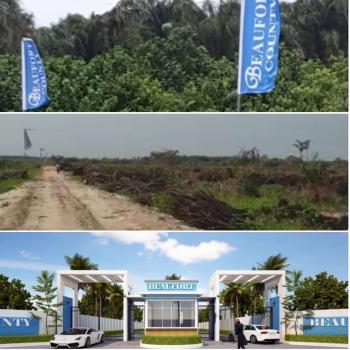 Residential Land in a Beautiful Estate, Beaufort County Estate, Eleko Junction, Eleko, Ibeju Lekki, Lagos, Residential Land for Sale