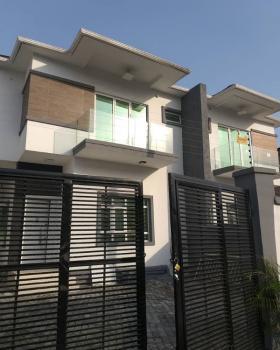 4 Bedroom Semi-detached Duplex, Eletu Street, Osapa, Lekki, Lagos, Semi-detached Duplex for Sale