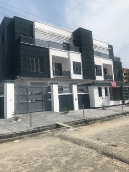 Luxury Built 2 Units 5 Bedroom Wing of Duplex, Off Providence Road, Lekki Phase 1, Lekki, Lagos, Detached Duplex for Sale