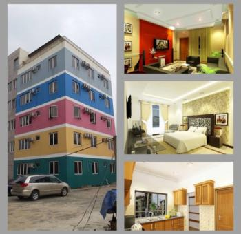 Luxuriously Furnished 3 Bedrooms Flat with Bq, Oregun, Ikeja, Lagos, Block of Flats for Sale