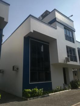 a Newly Built Luxury 4 Bedroom Detached House with Swimming Pool, Femi Okunnu Street, Old Ikoyi, Ikoyi, Lagos, Detached Duplex for Sale
