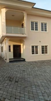5 Bedrooms Fully Detached Duplex with a Room Bq Brand New, Phase 2, Gra, Magodo, Lagos, Detached Duplex for Rent