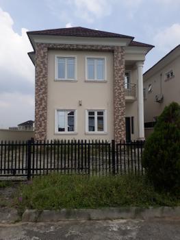 4 Bedroom Duplex with Bq, Peace Garden Estate By Shoprite, Sangotedo, Ajah, Lagos, Semi-detached Duplex for Rent